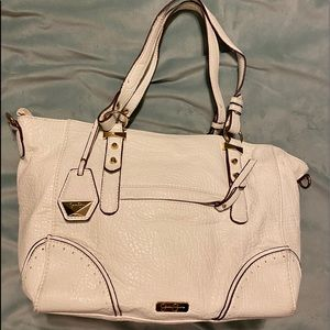 Jessica Simpson Purse With Attachable Long Strap